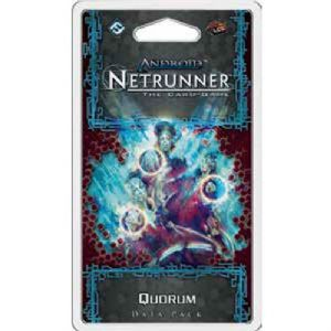 Android : Netrunner : Flashpoint Cycle – Quorum Data Pack